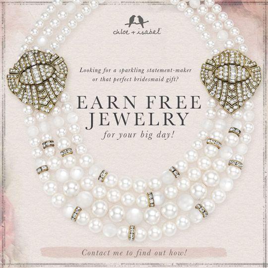 earn free jewelry