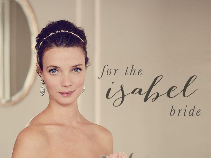 Tmx 1488779406258 Isabel Bride Bonne Terre wedding jewelry