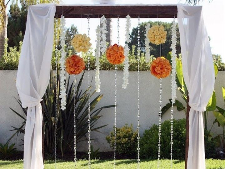 Tmx 1452788969441 Chuppah With Bqalls And Bling20289736955o West Palm Beach, FL wedding florist