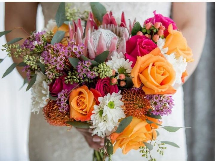 Tmx 1498062443 55edd03edae571cd Pretty Bouq West Palm Beach, FL wedding florist