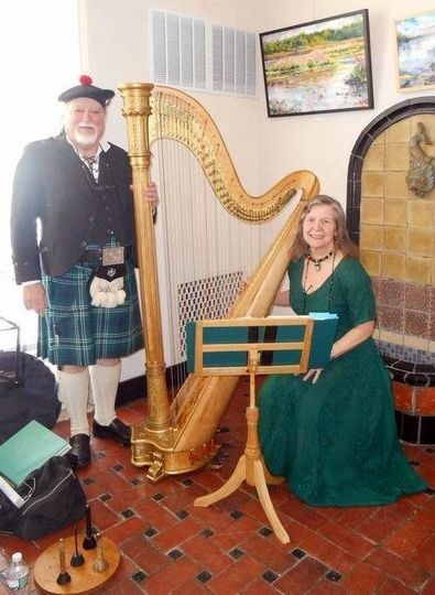 piper bill and harp