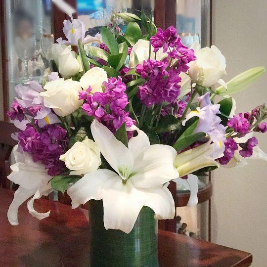 Floral posh