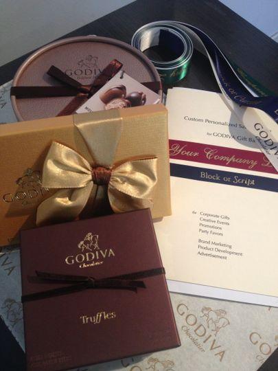 Godiva Favors Gifts Las Vegas Nv Weddingwire