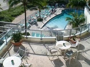 Tmx 1238366370140 ViewofTerracePoolfromVeranda2 North Miami Beach, FL wedding venue