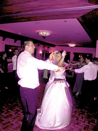 Turkish/american wedding