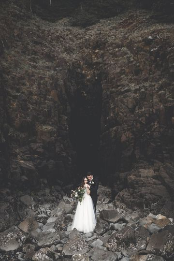 Beautiful elopement
