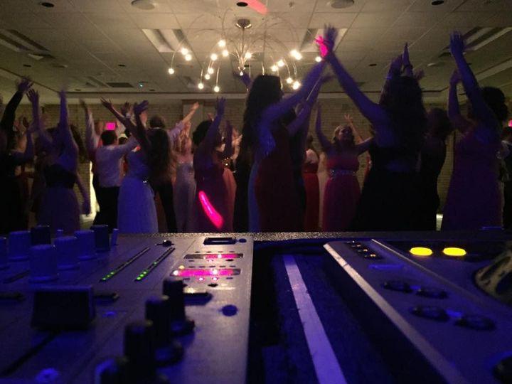 Fun times dancing!