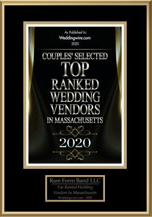 2020 Top Wedding Vendor