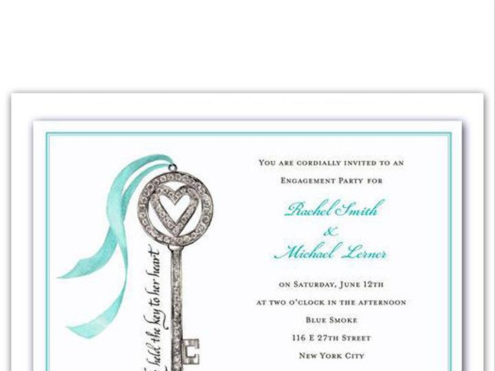 Tmx 1414505831715 Bonniemarcus5 Montvale wedding invitation