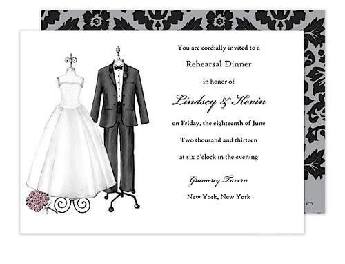 Tmx 1414505839728 Bonniemarcus3 Montvale wedding invitation
