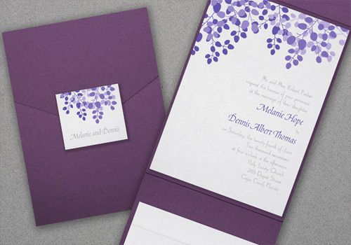 Tmx 1414505890967 Birchcraft13 Montvale wedding invitation