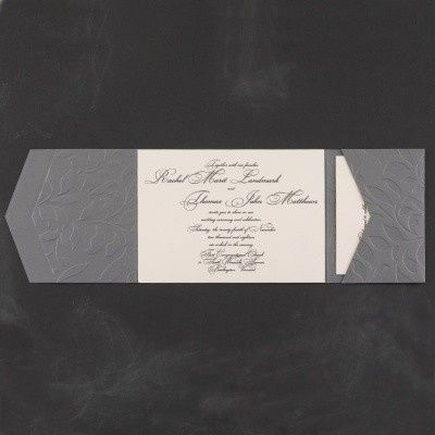Tmx 1414505919757 Carlsoncraft4 Montvale wedding invitation