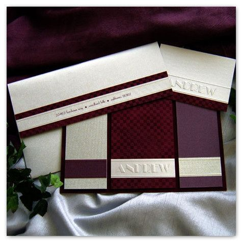 Tmx 1414505989906 Cest9 Montvale wedding invitation