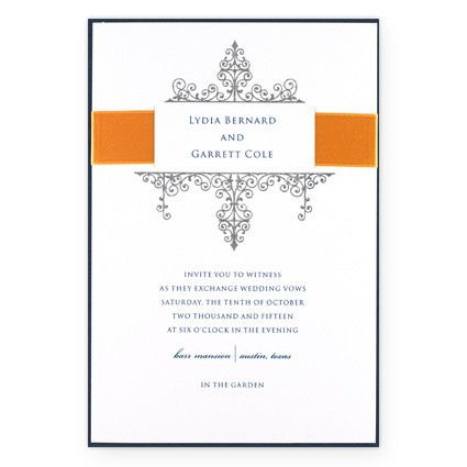 Tmx 1414506071810 Checkerboard13 Montvale wedding invitation
