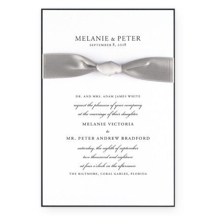 Tmx 1414506099812 Checkerboard6 Montvale wedding invitation