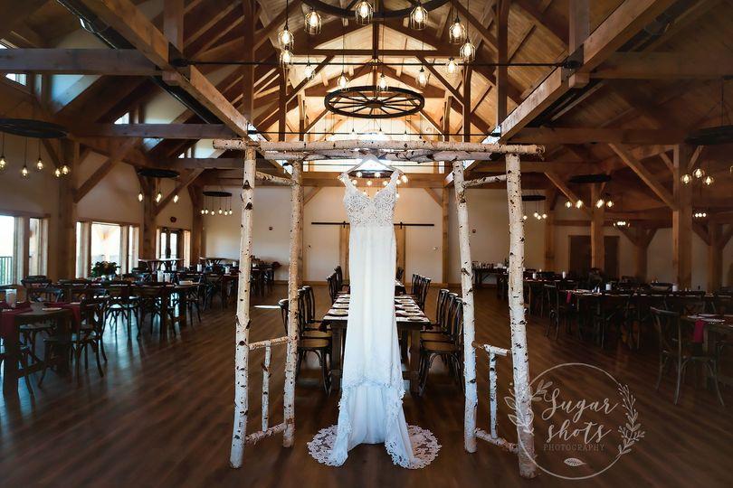 Inside New Lodge