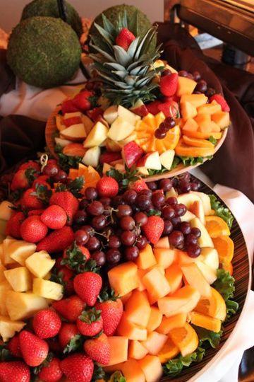 Many fruits