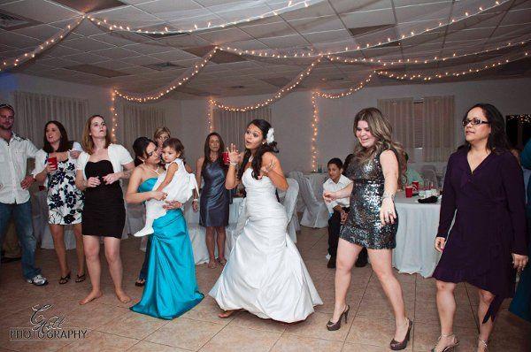 Dancin the night away