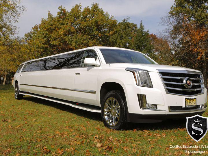 Tmx 1419283486981 Cadillacescaladeesvlimo Avenel, NJ wedding transportation