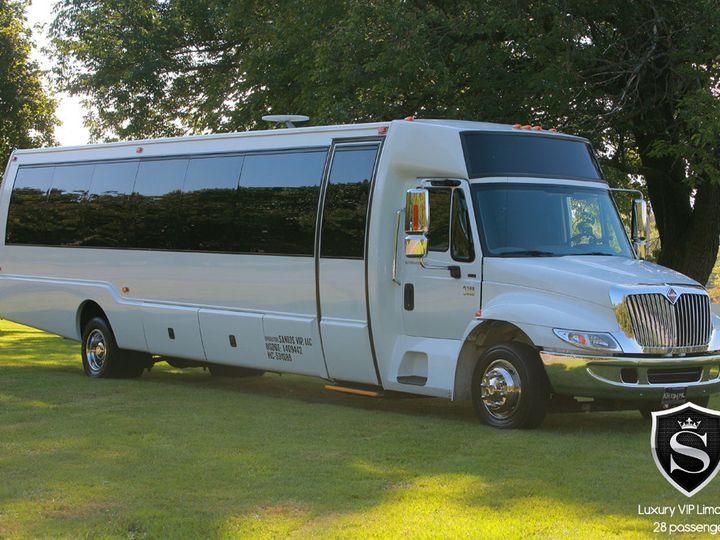 Tmx 1419283545289 Viplimobus Avenel, NJ wedding transportation