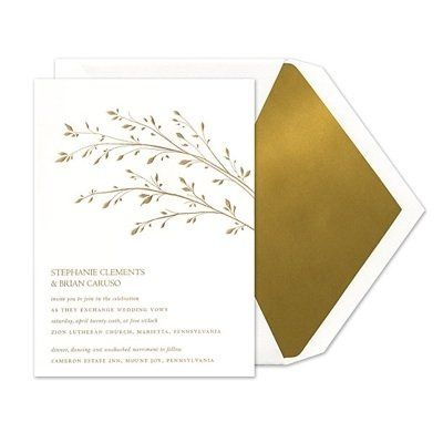 Tmx 1358370035748 Craneweddinginvitationl Rhinebeck wedding invitation