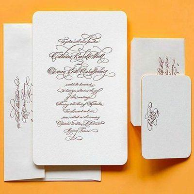 Tmx 1358370039690 Julieholcombweddinginvitel Rhinebeck wedding invitation