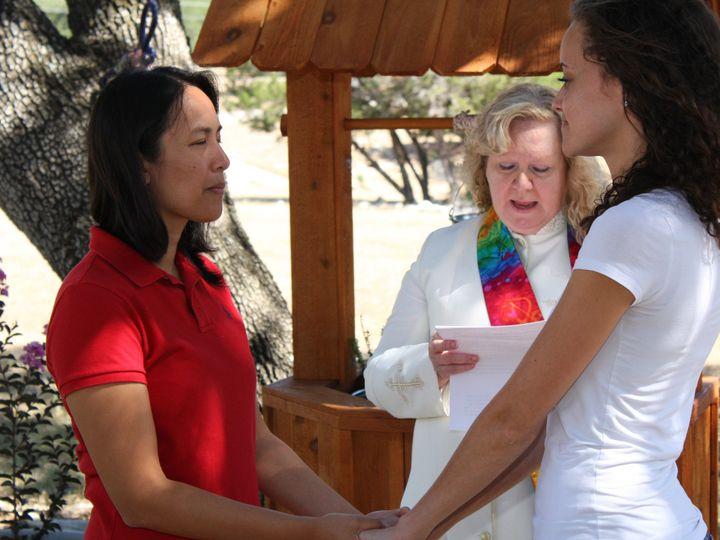 Tmx 1501524386243 Lorie And Keena 014 Wimberley, Texas wedding officiant
