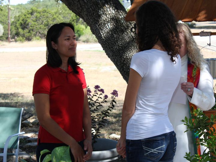 Tmx 1501525865224 Lorie And Keena 001 Wimberley, Texas wedding officiant