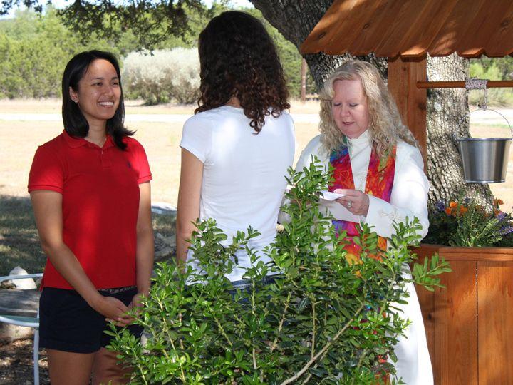 Tmx 1501525932221 Lorie And Keena 005 Wimberley, Texas wedding officiant