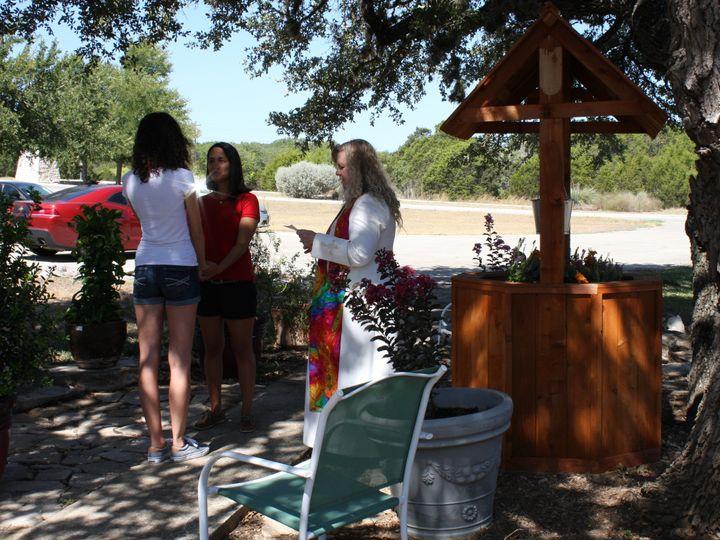 Tmx 1501526041346 Lorie And Keena 010 Wimberley, Texas wedding officiant