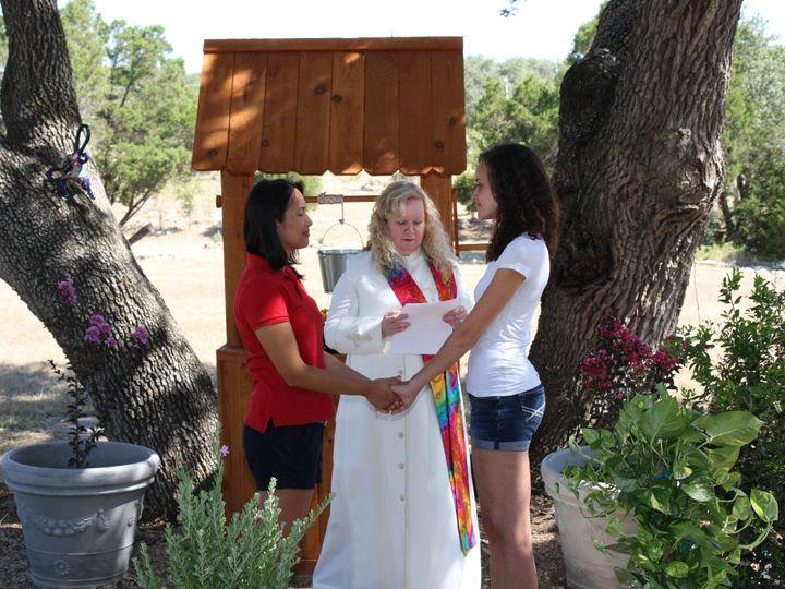 Tmx 1501526119501 Lorie And Keena 012 Wimberley, Texas wedding officiant