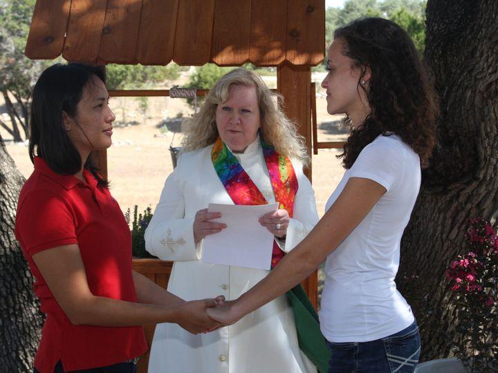 Tmx 1501526251434 Lorie And Keena 027 Wimberley, Texas wedding officiant