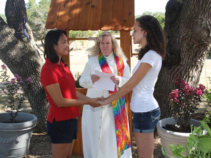 Tmx 1501526284786 Lorie And Keena 029 Wimberley, Texas wedding officiant
