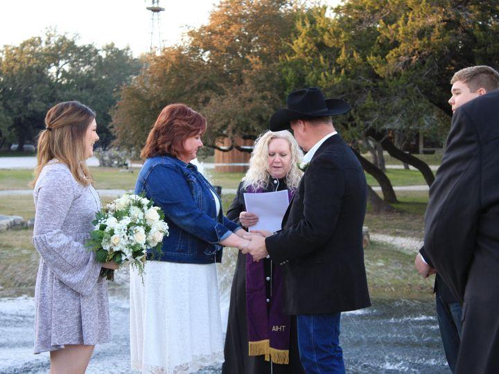Tmx 1515304521 D286219d40c3365d 1515304516 Ec00a907897eccd4 1515304488804 7 IMG 0869 Wimberley, Texas wedding officiant