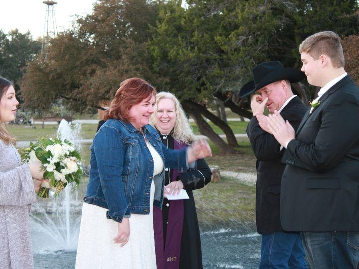 Tmx 1515304546 3861545a659f85af 1515304540 Bbbc447a838edfeb 1515304488815 18 IMG 0891 Wimberley, Texas wedding officiant