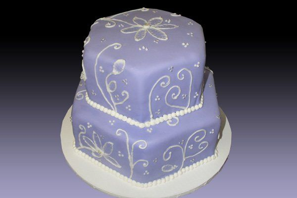 purpleweddingcake