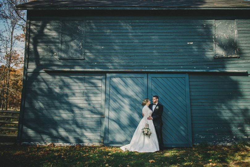 Farmhouse Vintage Wedding
