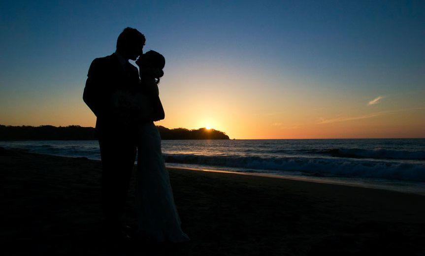 wedding sunset victoria1