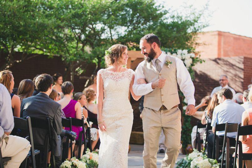 Wedding Ceremony Wedding Recession