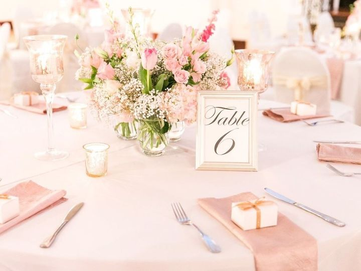 Tmx 1476374612437 Pic Table Saint Petersburg, FL wedding florist