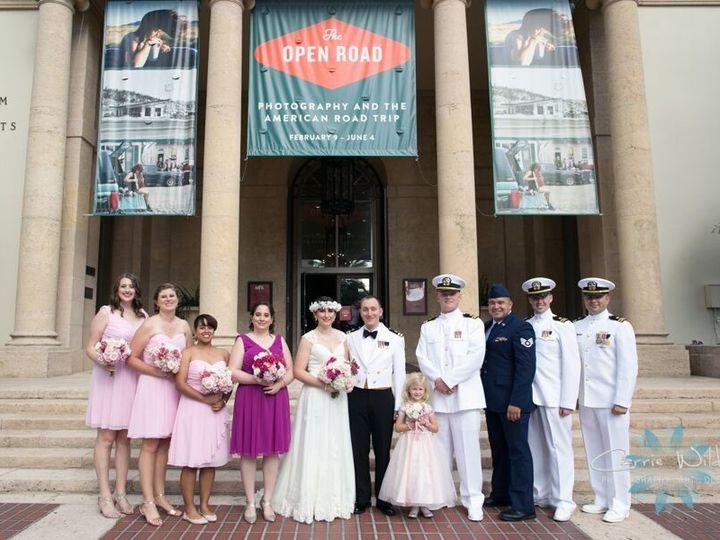 Tmx 1500319777795 43017 April And Matt St. Pete Museum Of Art 30 Saint Petersburg, FL wedding florist