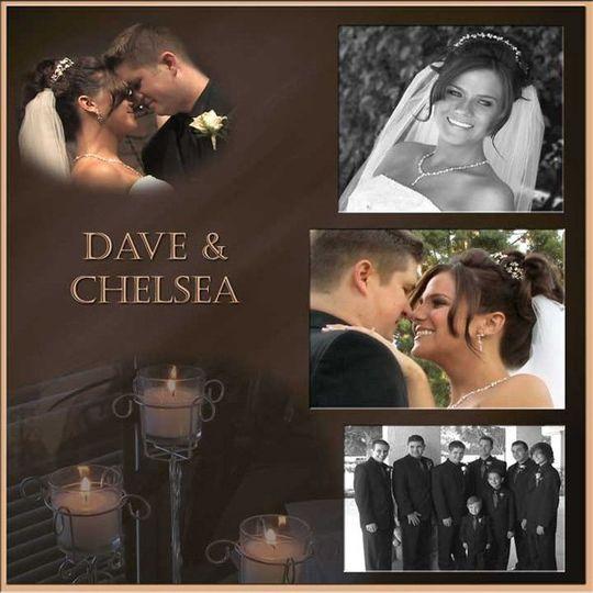 Wedding video image