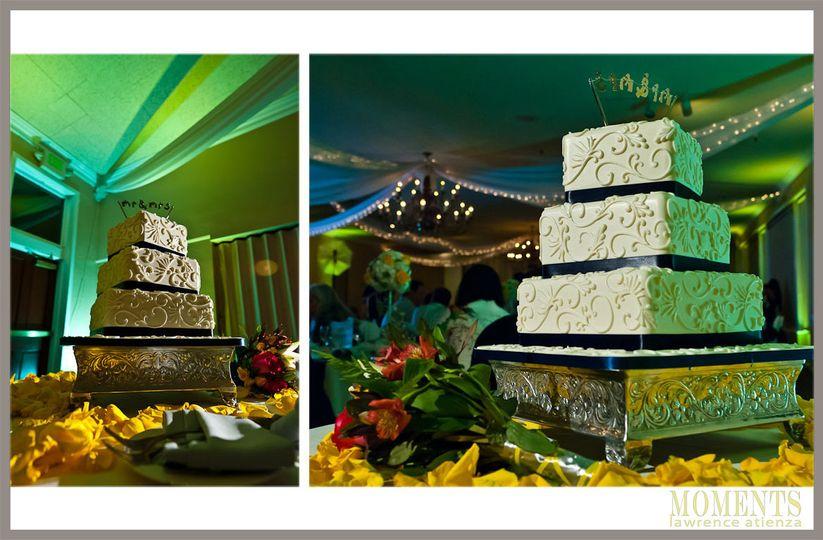 lakewood country club wedding cakebm1170x767