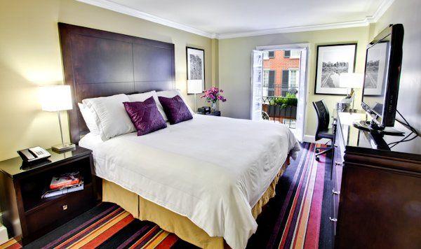 Couple's suite