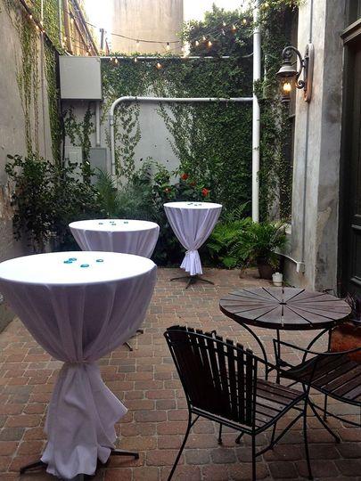 The Bienville Social Venue Galveston Tx Weddingwire