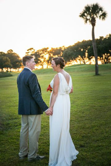 Daufuskie Island Wedding at Bloody Point Resort