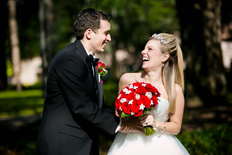 Winter Wedding in Forsyth Park: Savannah Destination Wedding