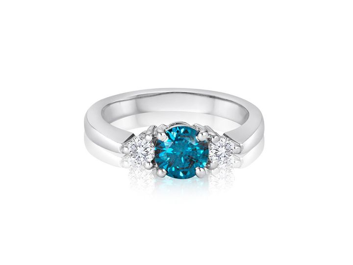Tmx 1415125330182 Keradiantblue5 Bellefonte wedding jewelry