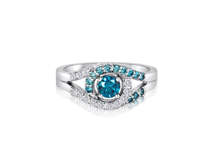 Tmx 1415125337087 Keradiantblue10 Bellefonte wedding jewelry