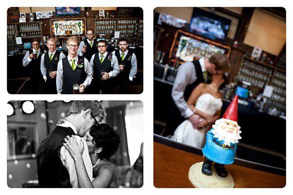 A little Founders Love! Aaron & Erin's September wedding